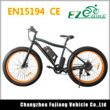 Bicicleta gorda da montanha E do pneu