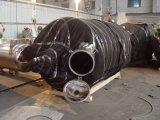 500 Galões depósito de mistura de aquecimento por vapor (SUS304 ou S. S. 316L)