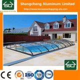 Telhado da piscina da água para a barraca da tampa da piscina da associação