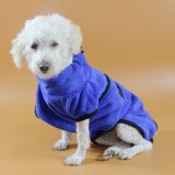 Быстрая сухая вода раковины полотенца мытья собаки одевает любимчика Bathcloth