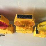 Barrikade-Sperren-Solarverkehrs-Warnleuchte