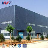 산업 Prefabricated 또는 모듈 금속 조립식 공장 또는 작업장 또는 Wareshop 또는 강철 건물