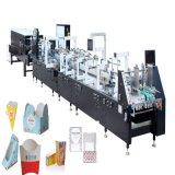 De Machine van Gluer van de Omslag van de Hoge Efficiency van vier of Zes Hoek (gk-1100GS)