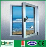 새로운 디자인 철회 가능한 스크린을%s 가진 알루미늄 여닫이 창 Windows 크랭크 Windows