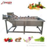 Máquina de alta presión industrial de la arandela de la fruta y verdura
