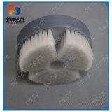 Abrasive circulaire de brosses en nylon Disque rond