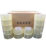 Fita BOPP (Marrom, Transparente) para a fita de embalagem de papelão da embalagem