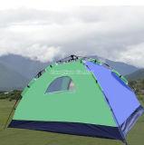 Freizeit-doppelte Personen-Zelte, Großhandelsfamilien-kletterndes Jahreszeit-wasserdichtes Zelt