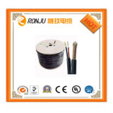 Il PVC flessibile di bianco di alta qualità ha isolato il cavo elettrico piano di 2 memorie