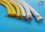 Tubo di gomma elastico del silicone dell'isolamento