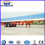 Semi-Trailer esqueletal do recipiente de 40feet 2axles