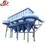 Collettore di polveri industriale di Baghouse del getto di impulso per l'applicazione della fornace & della caldaia