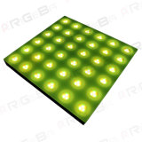 P100 im Freien61*61cm (wasserdichtes IP67) Digital Dance Floor