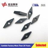 CNC de carburo de tungsteno Inserciones de giro
