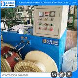 Cable conductor de una capa de la producción de máquina Línea de extrusión