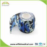 Nonwoven乳液の自由で適用範囲が広いカムフラージュの凝集の包帯
