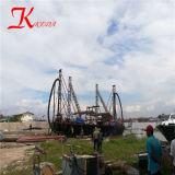 販売のためのエクスポートの海外市場のジェット機の吸引の浚渫船かジェット機の砂の浚渫船