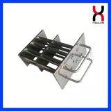 316 de Magnetische Staven van het roestvrij staal/Magnetische Filter voor Industrie van het Voedsel