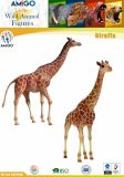 Игрушки животного парка атракционов