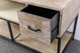 Furnituretv madera escaparate nuevo modelo de soporte de TV