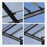 معدن فولاذ بناية جملون مع إرتفاع - قوة