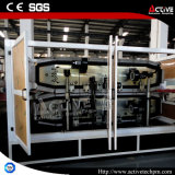 PVC 기계를 만드는 합성 플라스틱 기와 밀어남 선