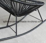 卸し売り屋外の余暇は杖構成する家具に新しく不精な杖のロッキングチェアを現代方法創造的なロッキングチェア(M-X3552)