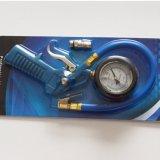 Öl-Dämpfer-Gleitbetriebs-Gummireifen-Luftpumpe-Anzeigeinstrument mit Feld Nr. 9605A