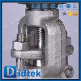 Запорная заслонка нержавеющей стали F316 наддува клапана Didtek высокая