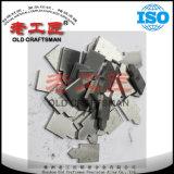 Вставка напаянных режущих частей карбида вольфрама Yg6 Yg8 Yt5 Yt14 Yt15