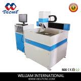 Mini CNC maquinaria de corte giratoria para el Aluminio grabado (VCT-6040R)
