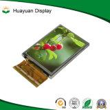 Pequeña TFT LCD visualización de la mejor de los dispositivos electrónicos 2.4 pulgada