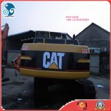 Machines de chantier pas chères Occasion Caterpillar325b Crawler / Excavatrice hydraulique (cat 3116engine)