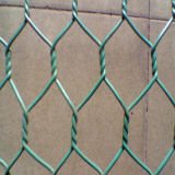 1.0mm PVC Coated Hexagonal Wire Mesh Made in Clouded for Sale