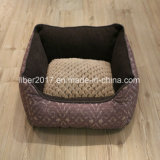 Haustier-Produkt-umschaltbarer Verbrauch-Luxuxhaustier-Sofa-Hundebettwäsche für Winter