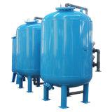 Filtro de água Multigrade da areia para o tratamento da água Waste