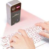 Teclado da projeção do laser de Bluetooth do teclado para o computador portátil da tabuleta do PC de Smartphone