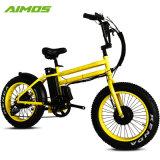 20 Zoll 14.5ah verdoppeln fettes elektrisches Fahrrad des Motor48v 750W