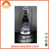 Luz creativa del tubo del plasma de Glorifiers de la botella de cerveza de la venta caliente LED