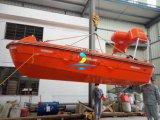 Solas 경쟁가격을%s 가진 빠른 구조 배를 위한 단 하나 팔 유형 철주 기중기