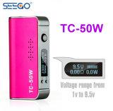 Batterij van de Macht van Seego tc-50W de Grote met de Reusachtige Gevoelige Verschijning van de Capaciteit