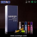 De Nieuwe Manier van Seego Geraakt een Verstuiver van het EGO met de Tank van het Glas