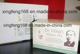 El Dr. Ming Herbal Diet Tea. Grasa popular que elimina