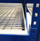 Cubierta Grating galvanizada del acoplamiento de acero para el tormento de la paleta