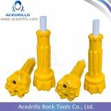 Outil à pastilles élevé de la pression atmosphérique DTH d'équipement de forage de roche