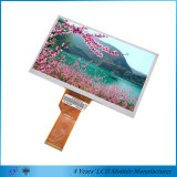 TN94 7.0 Zoll breite Blendschutzbildschirmanzeige des Betrachtungs-Winkel-800*480 TFT LCD