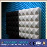 Fibre polyester écologique Panneaux acoustiques