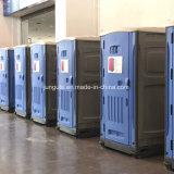 Toilette extérieure en plastique/ toilettes préfabriqués utilisés toilettes portables pour la vente