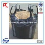 Grand sac à couvercle serti pour le bois de chauffage