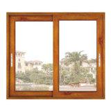 유행 집을%s 구부려진 이중 유리로 끼워진 슬라이딩 윈도우